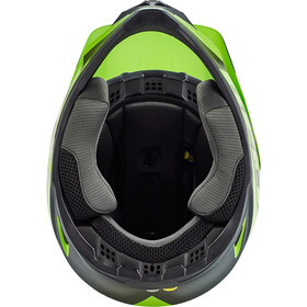Bell Full-9 Fusion MIPS Fietshelm, matte/gloss black/green